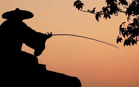 how to catch fish without a hook