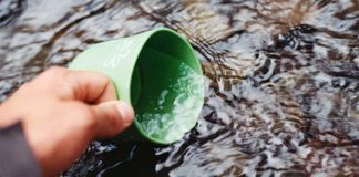 how to get fresh water from life straw