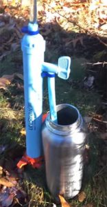 lifestraw filter cleaning procedure