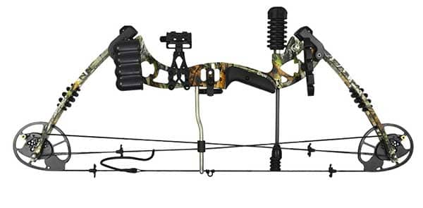 Survivalist Compound Bow for your Bug Out Preparation raptor