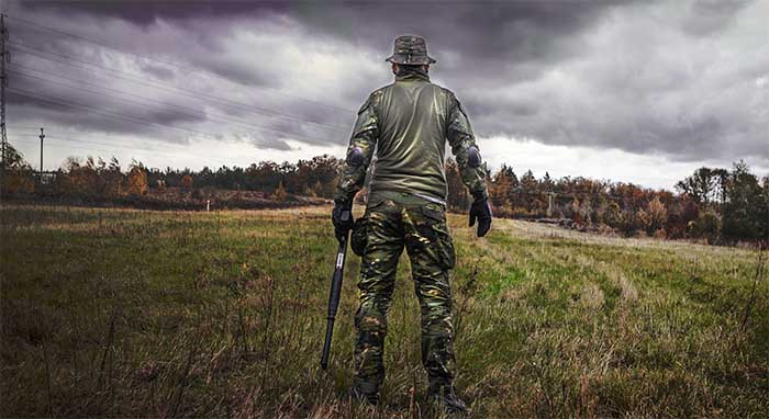 How to Store Hunting Clothes Scent Free