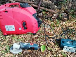 survival electrical generator for welder, well pump and power tools