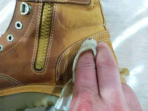 how often should you condition leather boots