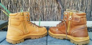 leather work boot care wax and conditioner