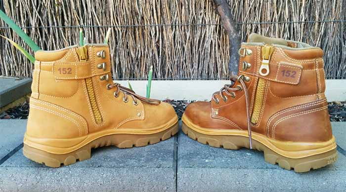 74105b70209 Leather Work Boot Care and why its Important to use a Quality Wax ...