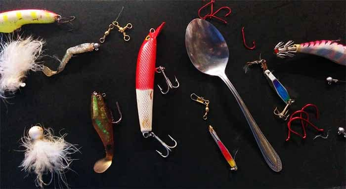 How to Make Fishing Lures out of Household Items.
