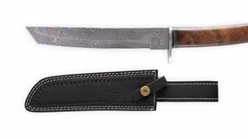 single blade tanto knife survivalist weapon