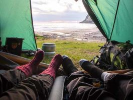camping life hacks for two people
