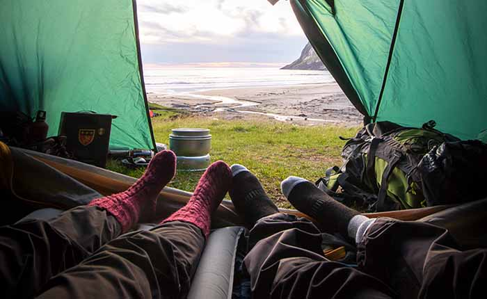 14 Genius Camping Life Hacks Every One Should Know.