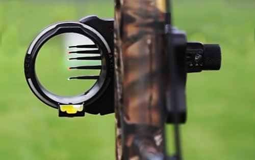 5 Pin Bow LED sights