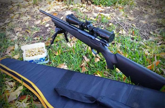 hunting with a .22 rifle tips and tricks