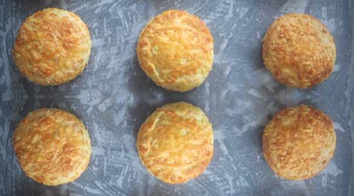 How to Make Bacon and Cheddar Savory Scones