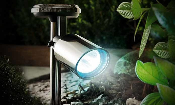 how to repair your solar garden lights