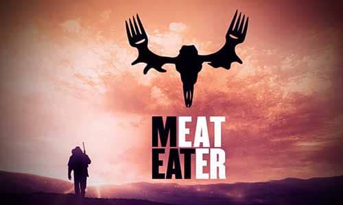 Meat eater survival tv show