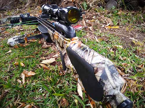 Compound crossbow for preppers