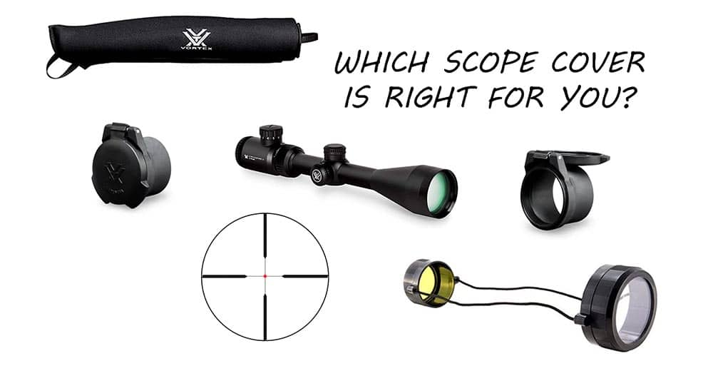 Different Types of Rifle Scope Covers